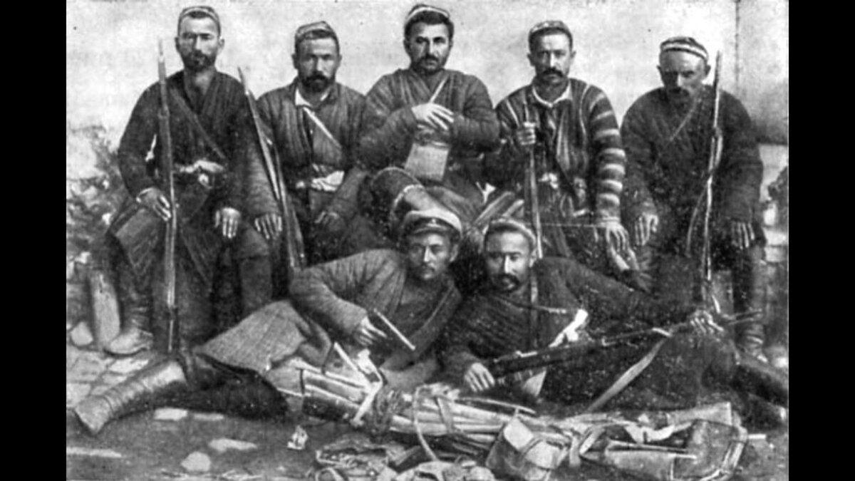 اعاده حیثیت به باسماچیها قدیم و جدید در جمهوری اسلامی