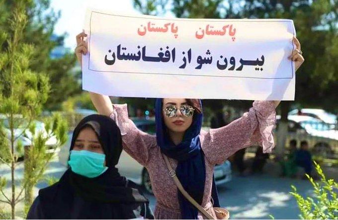 طالبان نیروی نیابتی پاکستان است